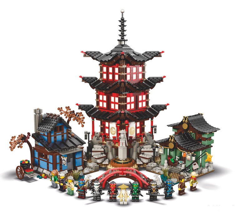 LEGO Temple of Airjitzu