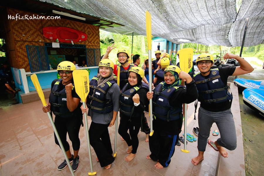 Water_Rafting Gopeng