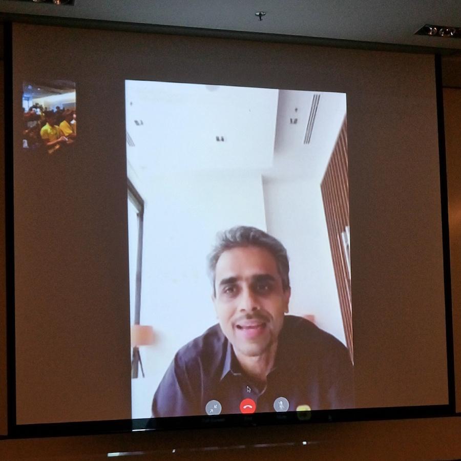 Digi 4G LTE video call_CEO Albern Murty