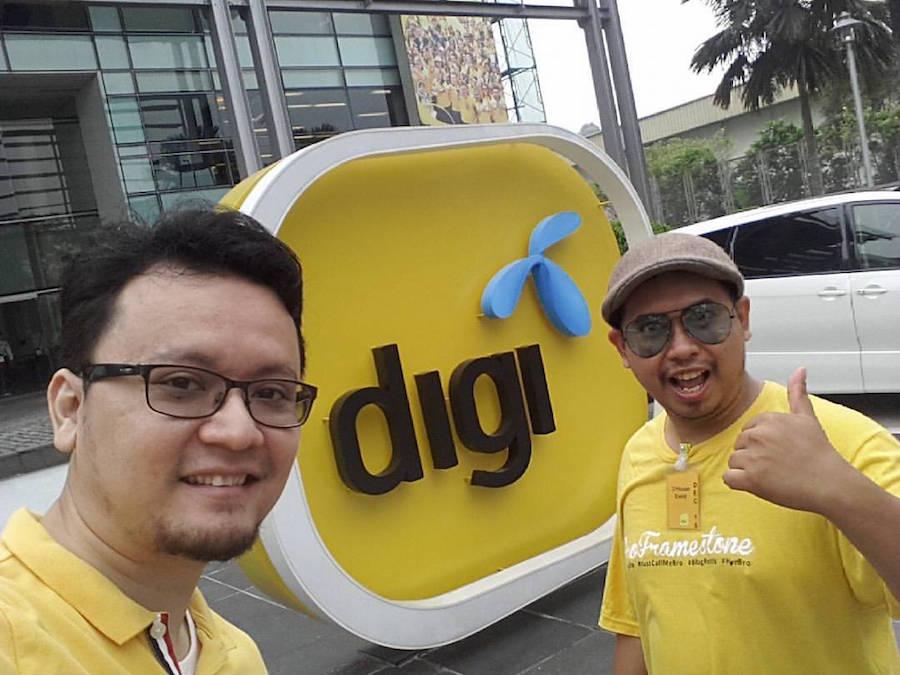 Top Blogger Hafiz Rahim & Broframestone