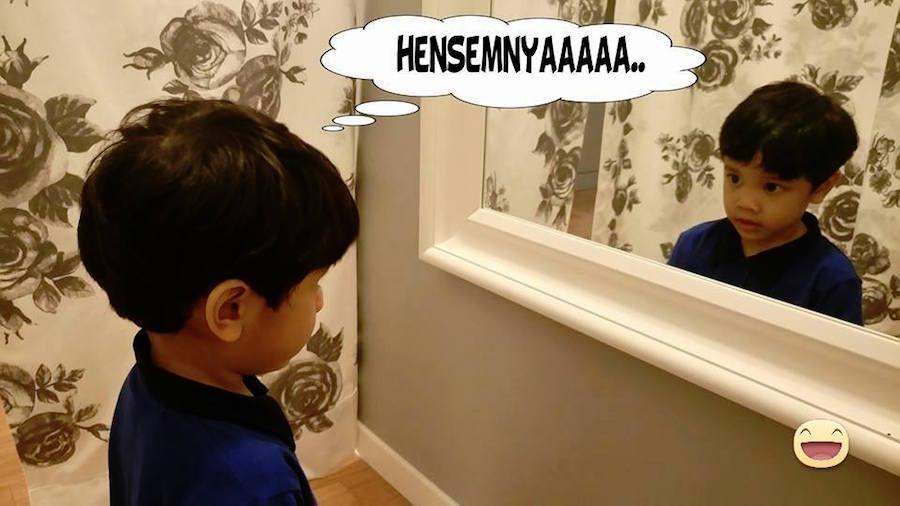 Cermin diri sendiri