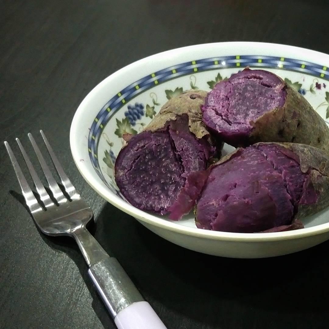 Ubu keledek ungu-Purple sweet potato