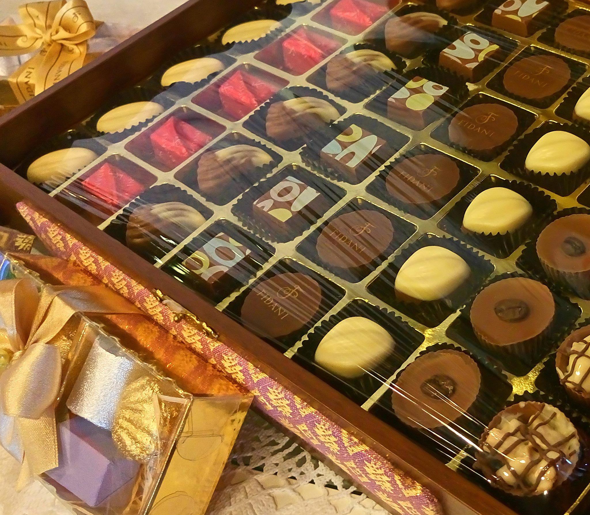 Fidani Chocolates_Hantaran Ckklat