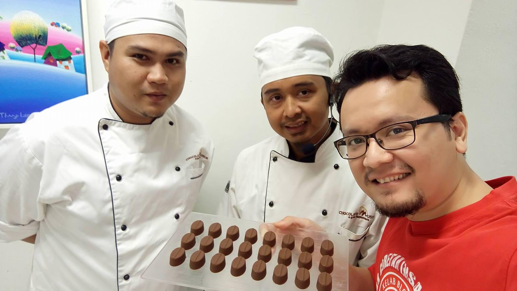 Hafiz Rahim_Handmade Chocolate
