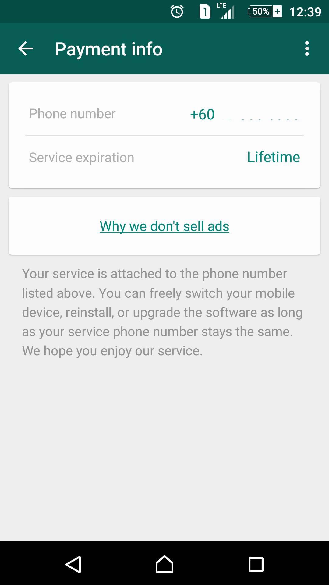 WhatsApp_Lifetime