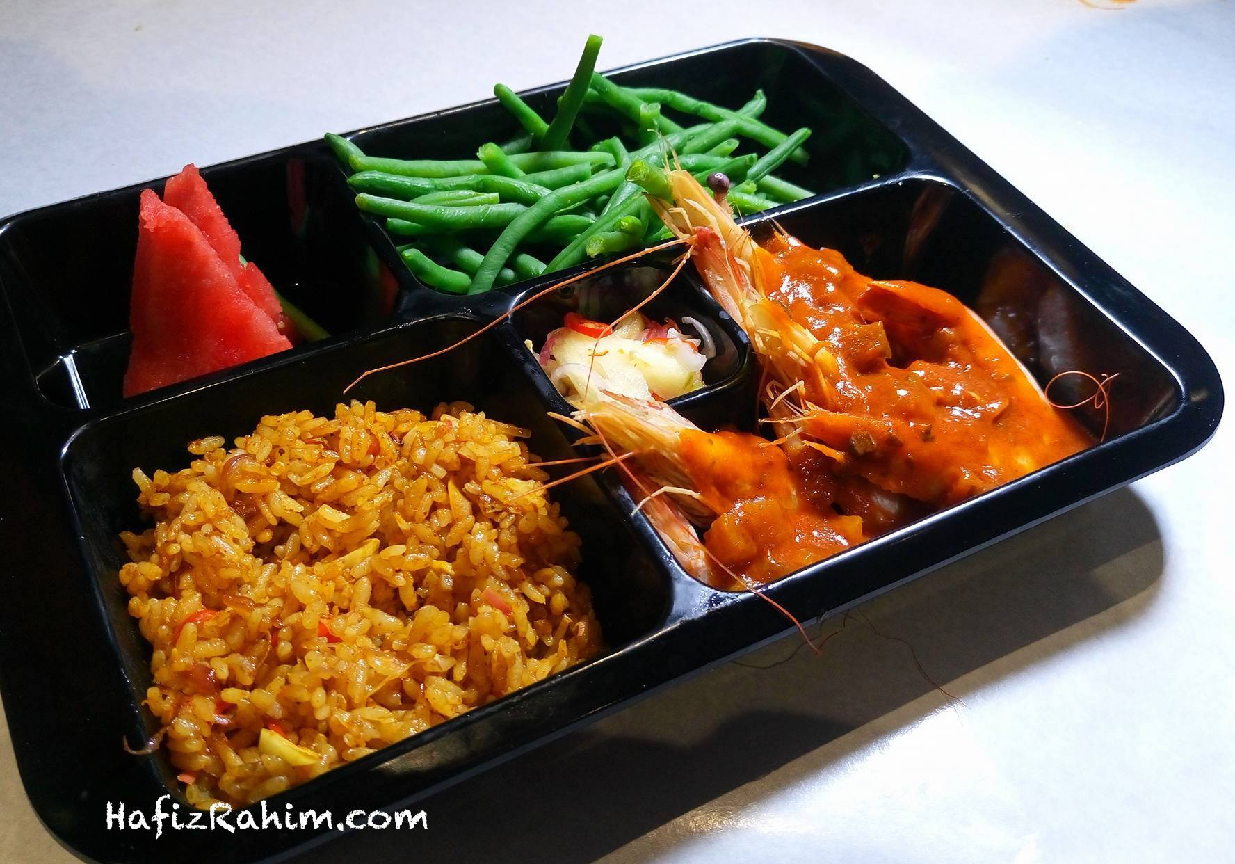 Jamba Prawns and Thai Sambal Fried Rice