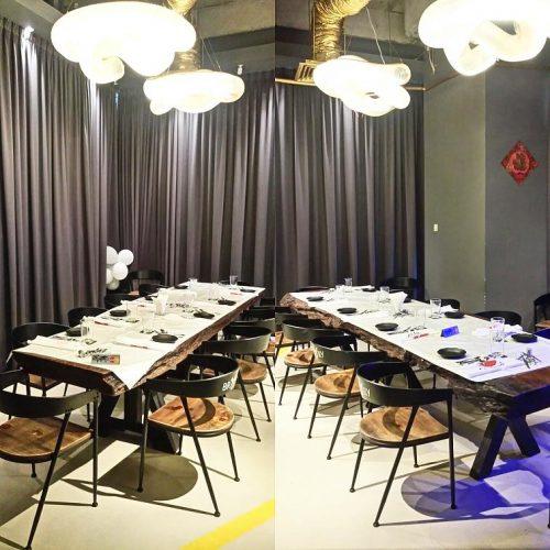 VIP Room Brolly Menara Felda