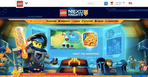 Akademi Nexo Knights