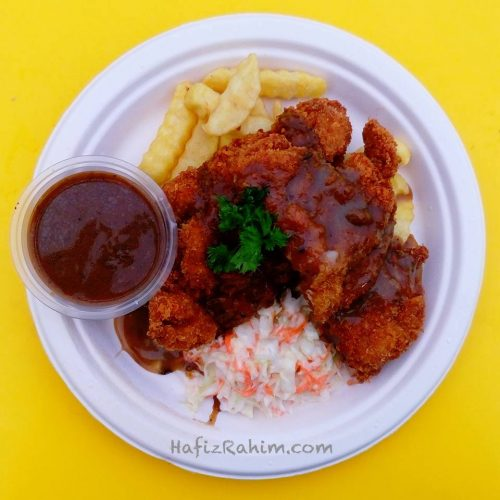 Borak Chick's Chop