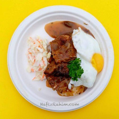 Borak Lamb Chop