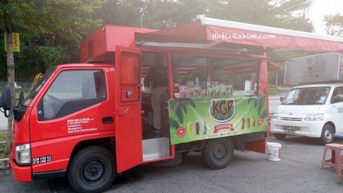 KGP Kool Foodtruck #Sodapbona