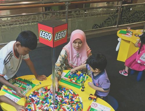 LEGO Play Area