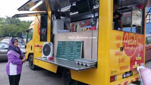 Tok Piah Restaurant Foodtruck