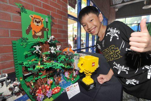 1st Tan Xi Honn -Ewok Extreme Park - Category Kids