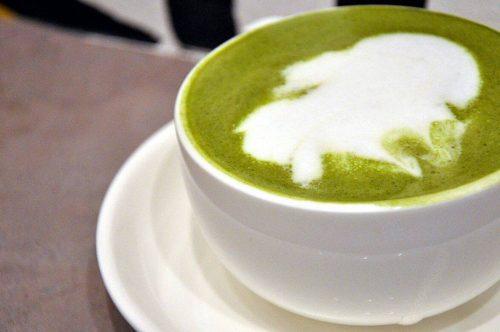 Green Mint Mocha