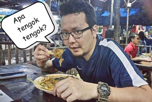 Hafiz Rahim - Mee rebus Tulang JB - Johor Bahru
