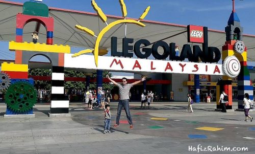 Hafiz Rahim_Legoland Malaysia