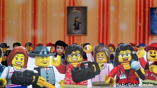 Khair at Legoland