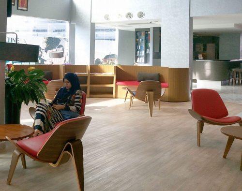 Swiss-Inn Johor Bahru Lobby