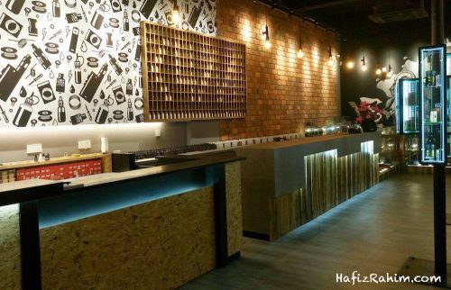 Vape Bar K4M1 Lounge
