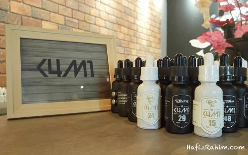 e-Liquid K4M1 Lounge