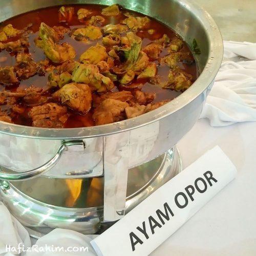 Ayam Opor 9Kedondong