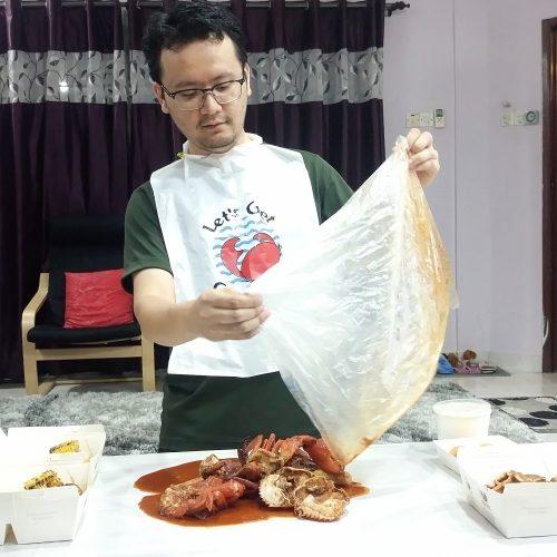 Hafiz Rahim-Crab Hut