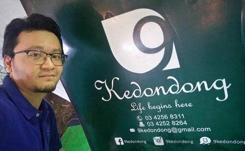 Hafiz Rahim-Iftar Ramadhan 9Kedondong