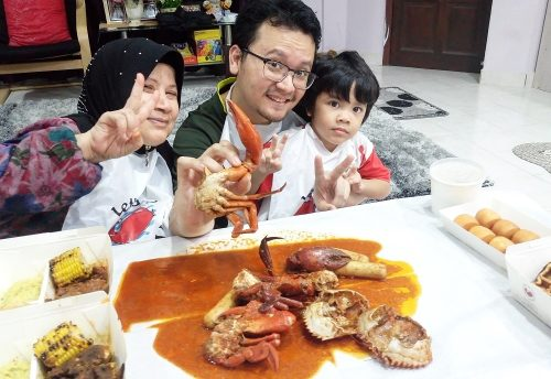 Hafiz Rahim_Crab Hut