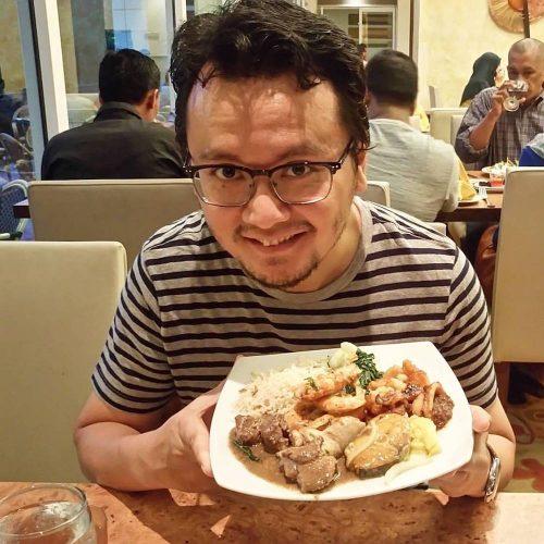 Hafiz Rahim_Hotel Bangi-Putrajaya
