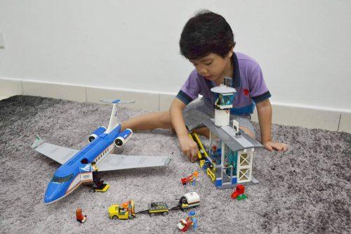 Khair LEGO Airport