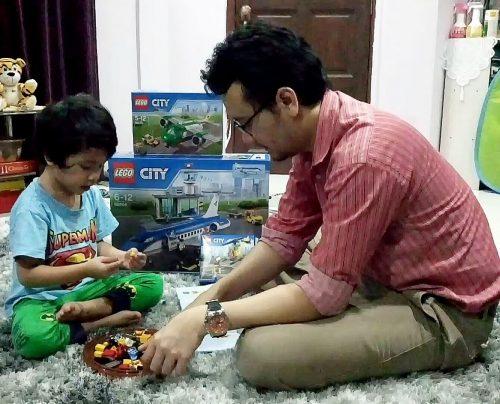 Khair LEGO City