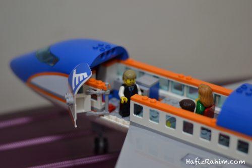 LEGO City Airport Passenger-Interior