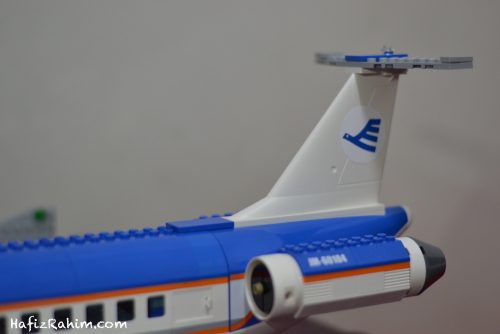 LEGO City Airport Passenger-tail