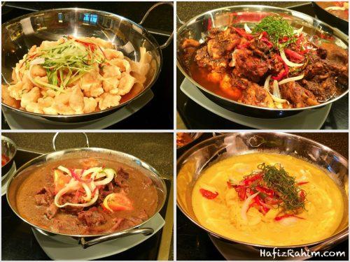 Lauk Pauk Buffet Ramadan Hotel Bangi-Putrajaya